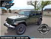 2021 Jeep Wrangler Unlimited Sport (Stk: 19034) in Fort Macleod - Image 1 of 20
