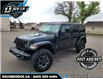 2021 Jeep Wrangler Unlimited 4xe Rubicon (Stk: 19061) in Fort Macleod - Image 1 of 21