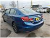 2015 Honda Civic Touring (Stk: 10343A) in Milton - Image 6 of 27