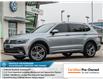 2019 Volkswagen Tiguan Highline (Stk: 10063V) in Oakville - Image 1 of 22