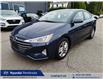 2020 Hyundai Elantra Preferred (Stk: P263) in Pembroke - Image 1 of 25