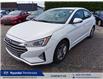 2020 Hyundai Elantra Preferred w/Sun & Safety Package (Stk: 20560) in Pembroke - Image 1 of 27