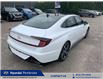 2022 Hyundai SONATA 1.6T SPORT  (Stk: 22045) in Pembroke - Image 5 of 10