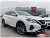 2021 Nissan Murano Platinum (Stk: 21MR18) in Midland - Image 1 of 21
