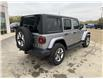 2020 Jeep Wrangler Unlimited Sahara (Stk: 32556) in Humboldt - Image 3 of 23
