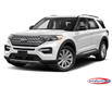 2021 Ford Explorer Platinum (Stk: 021T84) in Midland - Image 1 of 9