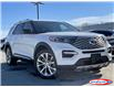 2021 Ford Explorer Platinum (Stk: 21T195) in Midland - Image 1 of 15