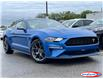 2021 Ford Mustang EcoBoost Premium (Stk: 21MU16) in Midland - Image 1 of 17