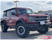 2021 Ford Bronco Big Bend (Stk: 21T719) in Midland - Image 1 of 10