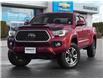 2018 Toyota Tacoma TRD Sport (Stk: P21795A) in Vernon - Image 1 of 26