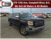 2015 GMC Sierra 1500 SLT (Stk: T19051A) in Campbell River - Image 1 of 35