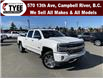 2017 Chevrolet Silverado 1500 High Country (Stk: T20200A) in Campbell River - Image 1 of 37