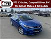 2017 Chevrolet Cruze LT Auto (Stk: T21102A) in Campbell River - Image 1 of 25