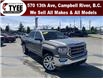 2017 GMC Sierra 1500 SLT (Stk: T21147A) in Campbell River - Image 1 of 32