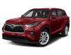 2020 Toyota Highlander Limited (Stk: 2093) in Dawson Creek - Image 1 of 9
