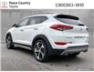 2018 Hyundai Tucson Ultimate 1.6T (Stk: 9933) in Quesnel - Image 4 of 23