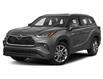 2021 Toyota Highlander Hybrid Limited (Stk: 21102) in Dawson Creek - Image 1 of 9