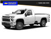 2020 Chevrolet Silverado 3500HD Work Truck (Stk: 20025) in Quesnel - Image 1 of 2