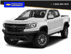 2020 Chevrolet Colorado ZR2 (Stk: 21T119A) in Williams Lake - Image 1 of 9