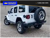 2018 Jeep Wrangler Unlimited Sahara (Stk: 21166A) in Quesnel - Image 4 of 25