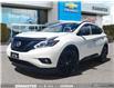 2018 Nissan Murano Midnight Edition (Stk: 21398B) in Vernon - Image 1 of 26