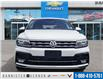 2018 Volkswagen Tiguan Highline (Stk: 21591A) in Vernon - Image 2 of 26