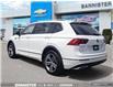 2018 Volkswagen Tiguan Highline (Stk: 21591A) in Vernon - Image 4 of 26