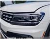 2018 Volkswagen Tiguan Highline (Stk: 21591A) in Vernon - Image 9 of 26