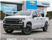2021 Chevrolet Silverado 1500 Custom Trail Boss (Stk: ZTJGH6) in Vernon - Image 1 of 24