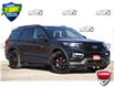 2020 Ford Explorer ST Black