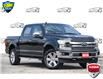 2019 Ford F-150 Lariat Black