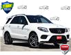 2017 Mercedes-Benz AMG GLE 43 Base (Stk: 156380) in Kitchener - Image 1 of 29