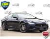2018 Maserati Ghibli S Q4 GranSport Blue