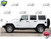 2017 Jeep Wrangler Unlimited Sahara (Stk: 21F2670A) in Kitchener - Image 3 of 18