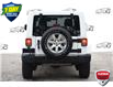 2017 Jeep Wrangler Unlimited Sahara (Stk: 21F2670A) in Kitchener - Image 4 of 18