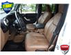 2017 Jeep Wrangler Unlimited Sahara (Stk: 21F2670A) in Kitchener - Image 9 of 18