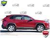2020 Toyota RAV4 Hybrid XLE (Stk: 157320) in Kitchener - Image 2 of 21