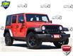 2016 Jeep Wrangler Unlimited Sport (Stk: 157120) in Kitchener - Image 1 of 22