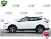 2018 Toyota RAV4 LE (Stk: 156800X) in Kitchener - Image 4 of 20