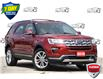 2019 Ford Explorer Limited (Stk: 157260X) in Kitchener - Image 1 of 24