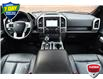 2018 Ford F-150 Lariat (Stk: 21F3090A) in Kitchener - Image 9 of 25