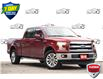 2016 Ford F-150 Lariat (Stk: 21F5170AX) in Kitchener - Image 1 of 22