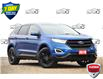 2018 Ford Edge SEL (Stk: D107970A) in Kitchener - Image 1 of 20