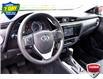 2018 Toyota Corolla LE Blue