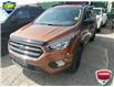 2017 Ford Escape SE Orange