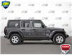 2019 Jeep Wrangler Unlimited Sport (Stk: W0111A) in Barrie - Image 3 of 25