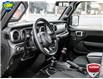 2019 Jeep Wrangler Unlimited Sport (Stk: W0111A) in Barrie - Image 12 of 25