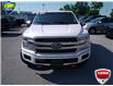 2018 Ford F-150 Platinum (Stk: W0328A) in Barrie - Image 11 of 24