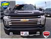2021 Chevrolet Silverado 3500HD High Country (Stk: X0005A) in Barrie - Image 8 of 30