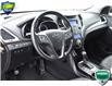 2013 Hyundai Santa Fe Sport 2.0T SE (Stk: 155330AJX) in Kitchener - Image 6 of 19